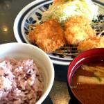 浜勝のランチは650円でお腹いっぱいになります!食べ盛りの野郎には最高!