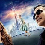 映画トゥモローランドを観たのでさっそく感想・レビュー。ラフィー・キャシディが可愛い過ぎる