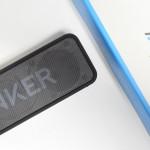 ANKERのポータブルスピーカー「SoundCore」を使った感想・レビュー